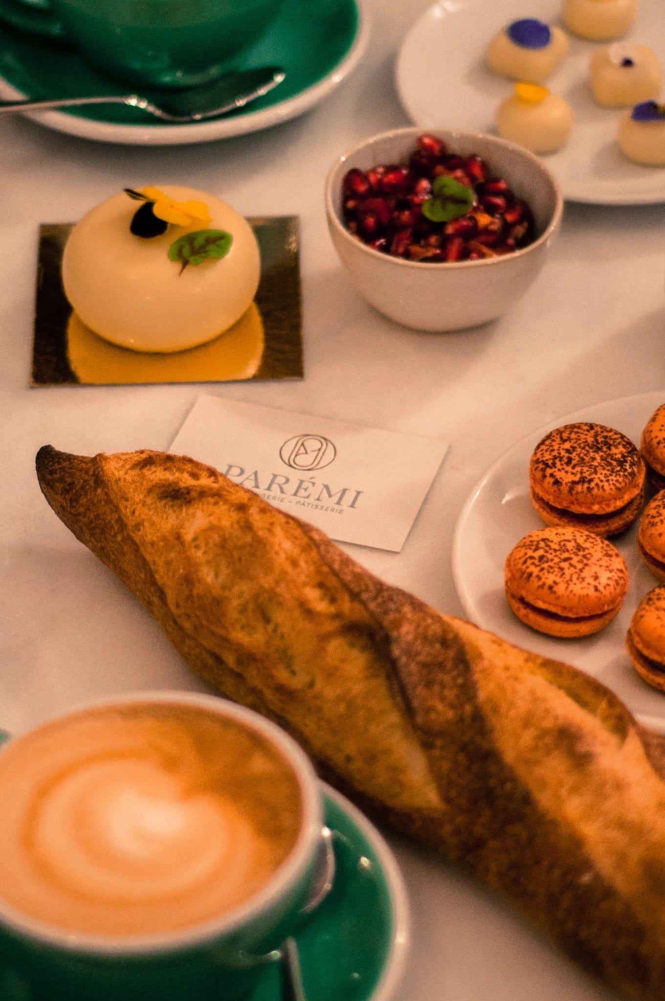 Bäckerei Parémi