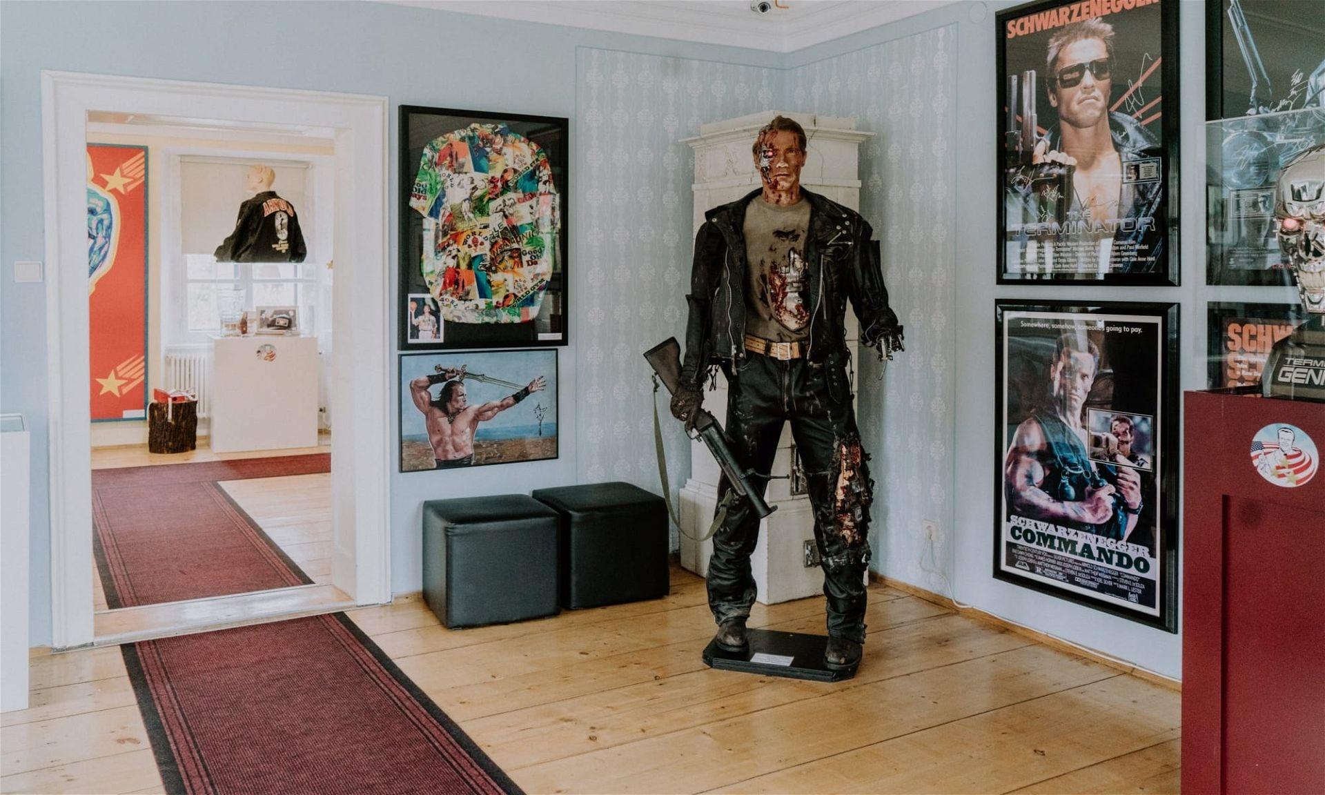 Arnold Schwarzenegger Museum