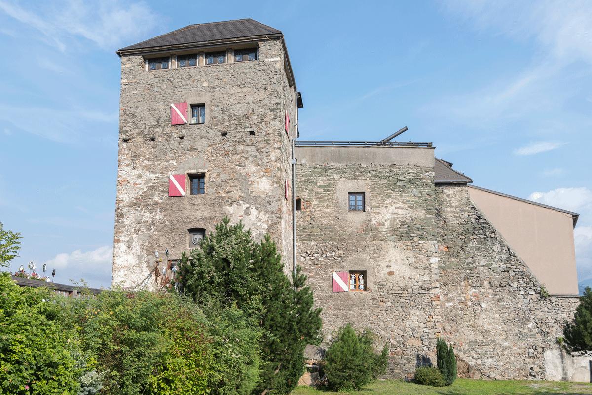 Kapfenberg Burg