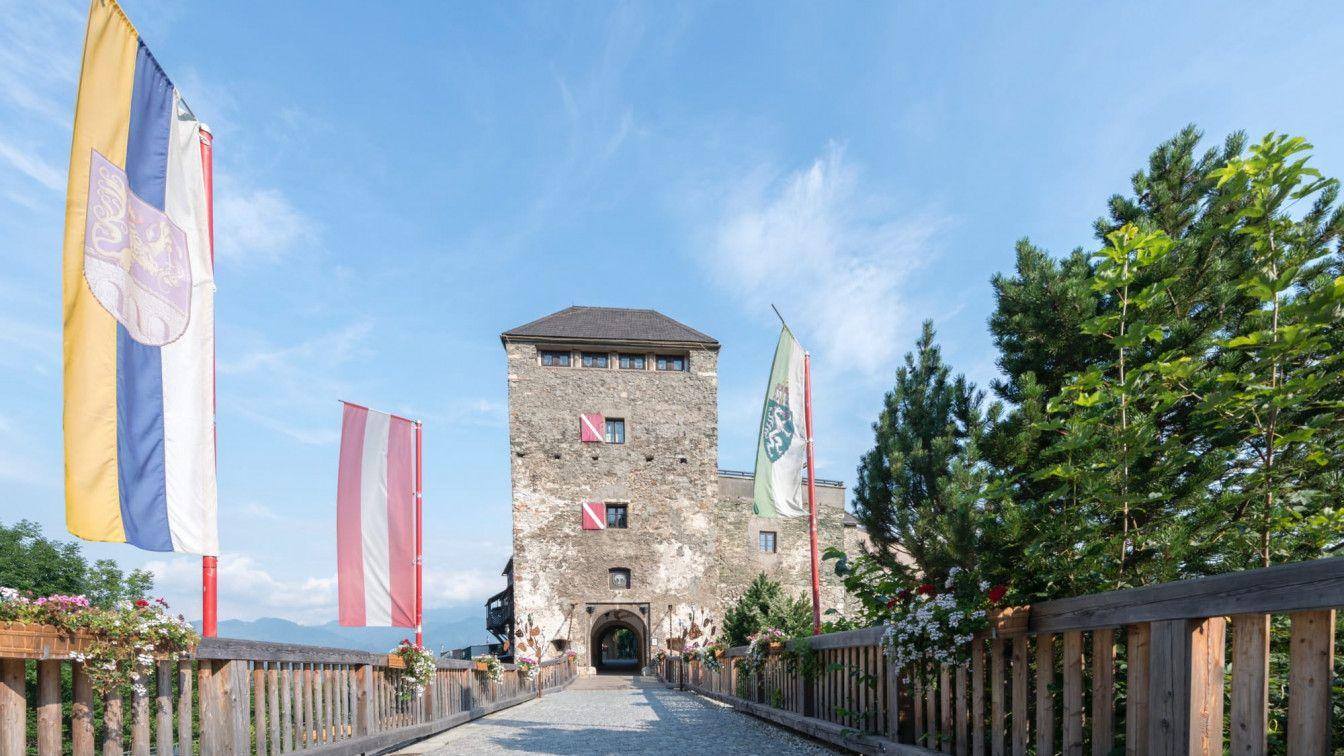 Kapfenberg Schlossberg Burg