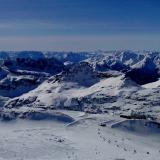 Mölltaler Gletscher: Skigebiet