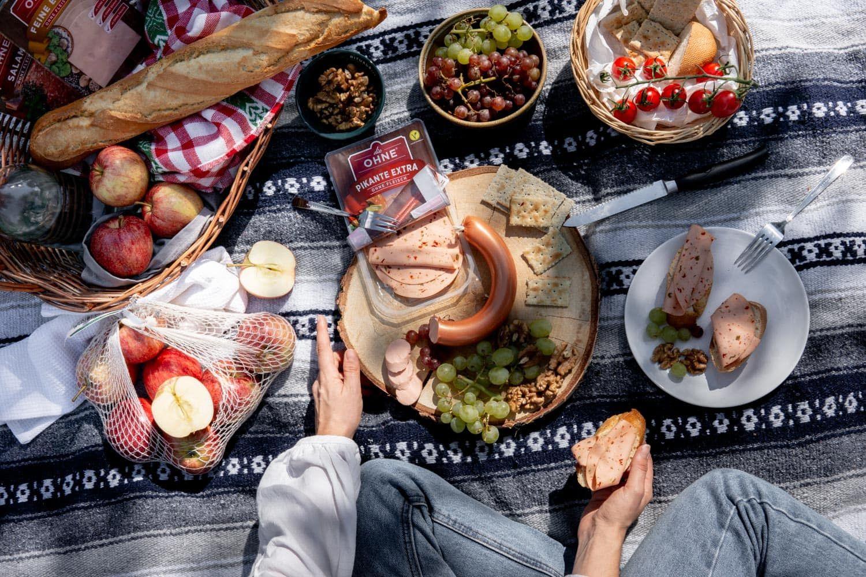 Picknicken in Oesterreich