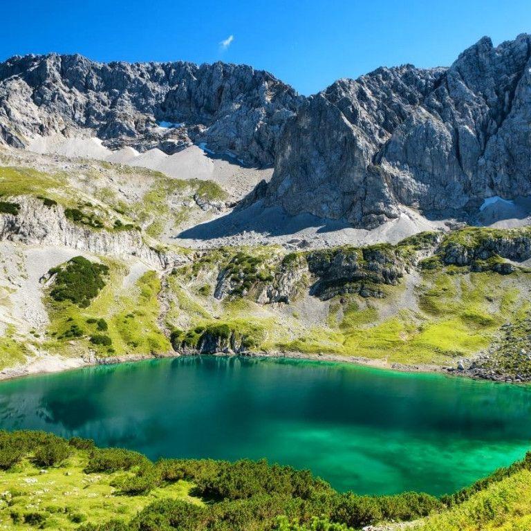 Der Drachensee in Tirol (c) Danijel Jovanovic Photography