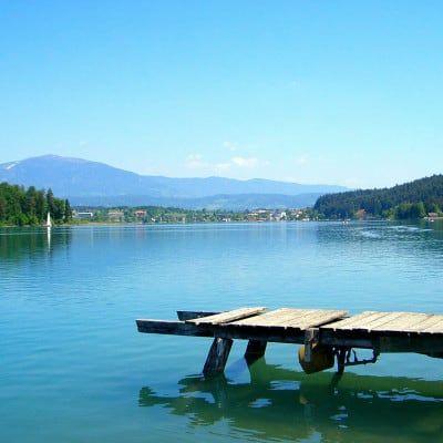 Ansicht Faaker See
