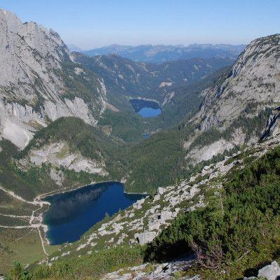 Gosauseen Panorama