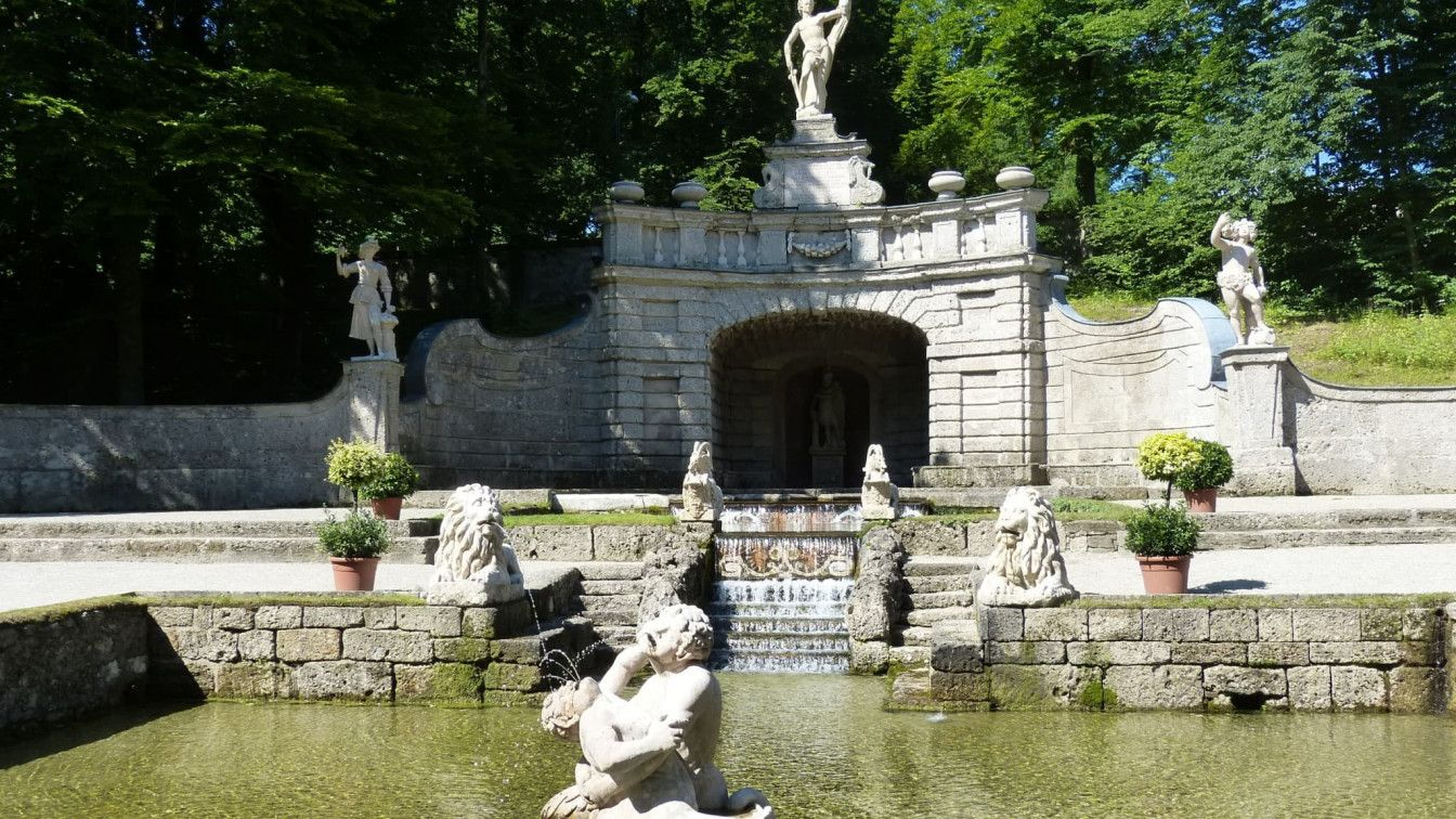 Hellbrunn Wasserspiele