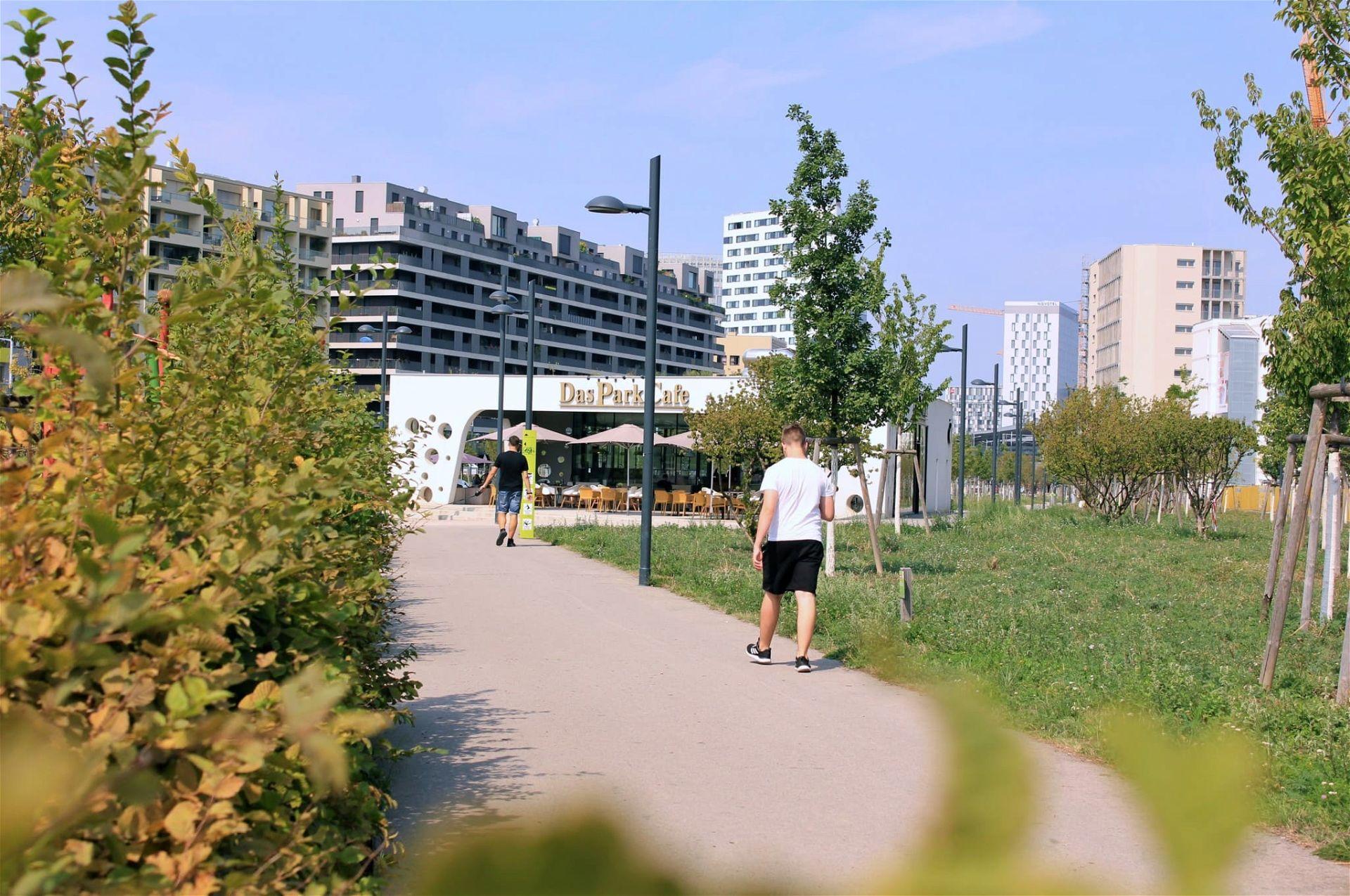 Helmut-Zilk-Park