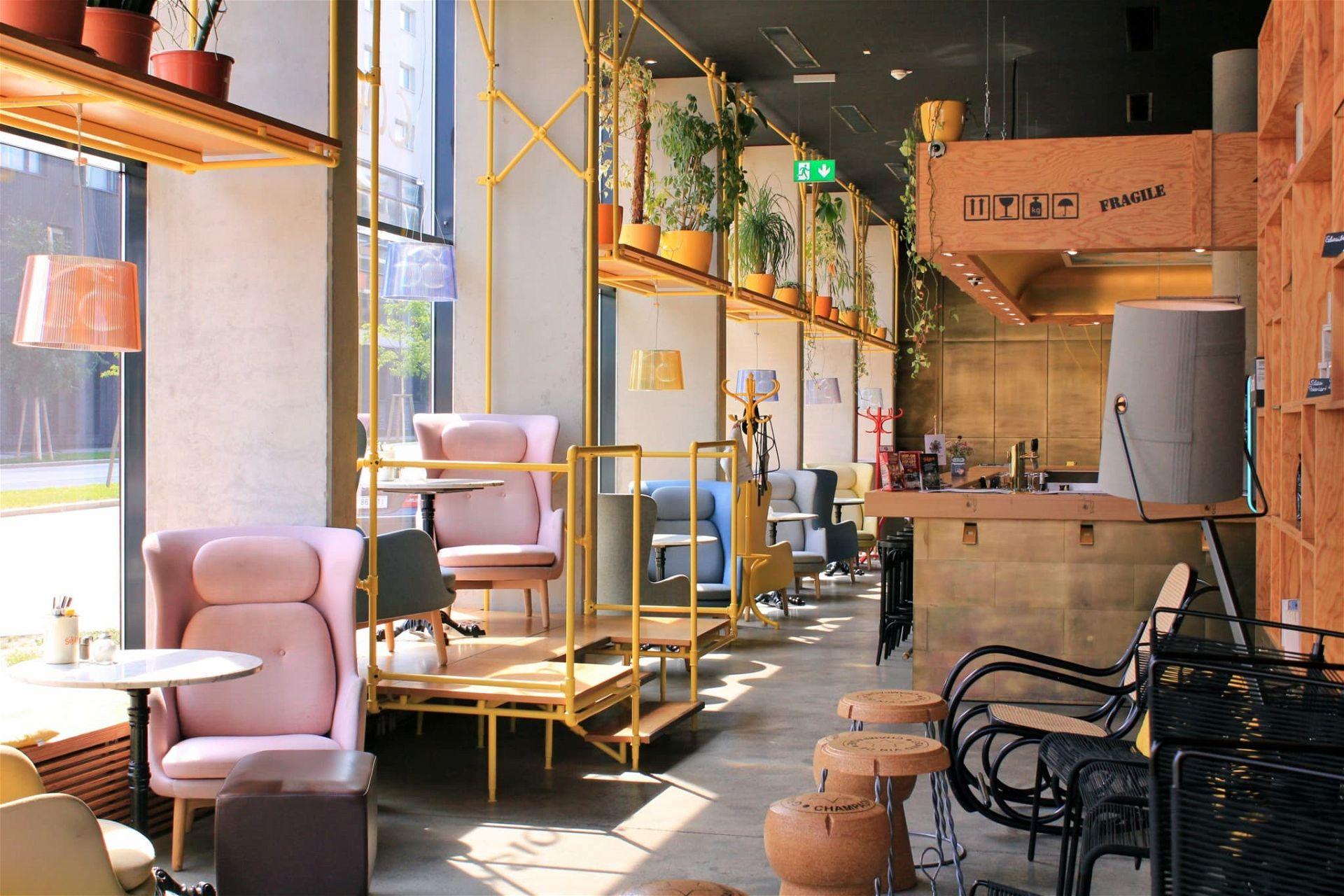 Hotel Schani Lounge