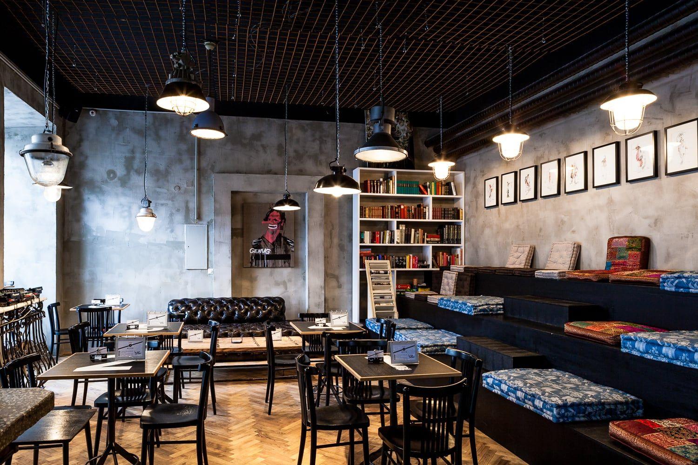 Ausgefallenes Lokal in Graz: Cafe Mitte