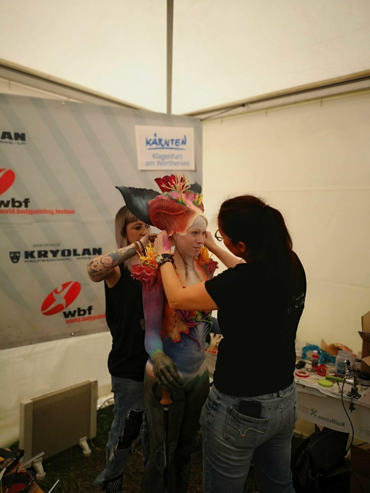 World Bodypainting Festival Klagenfurt