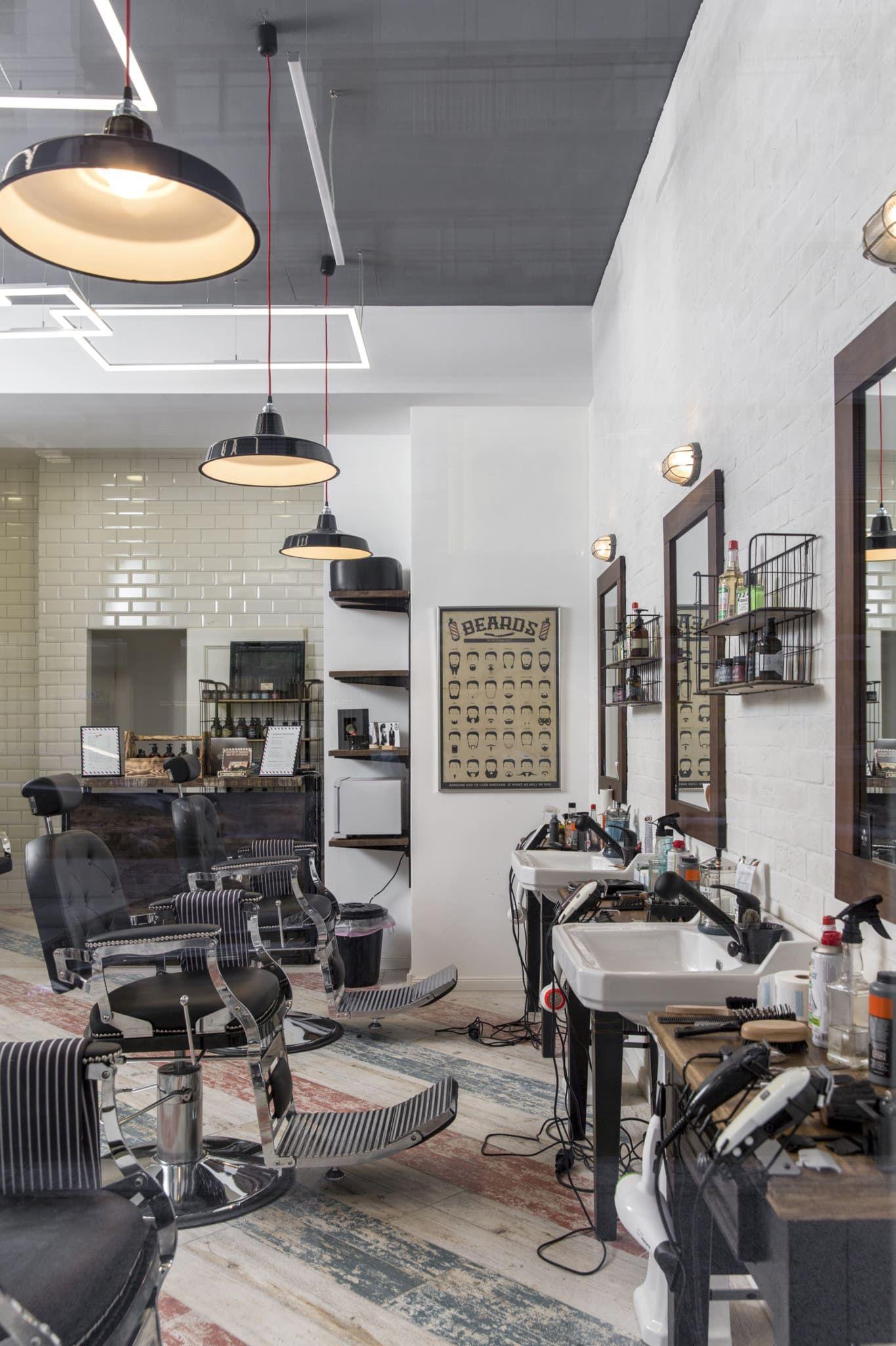 Barbershops in Wien