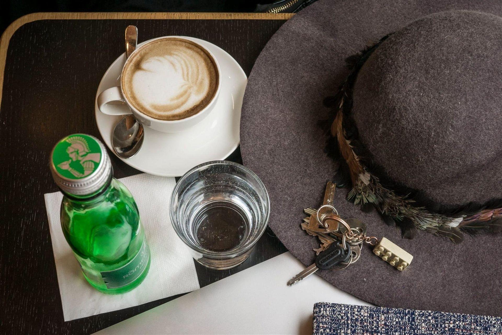 Cafes zum kreativen Arbeiten