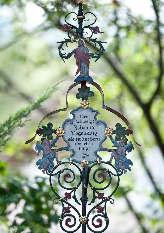 Museumsfriedhof Kramsach