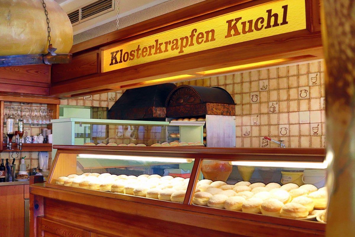 Klosterkrapfen Kuchl