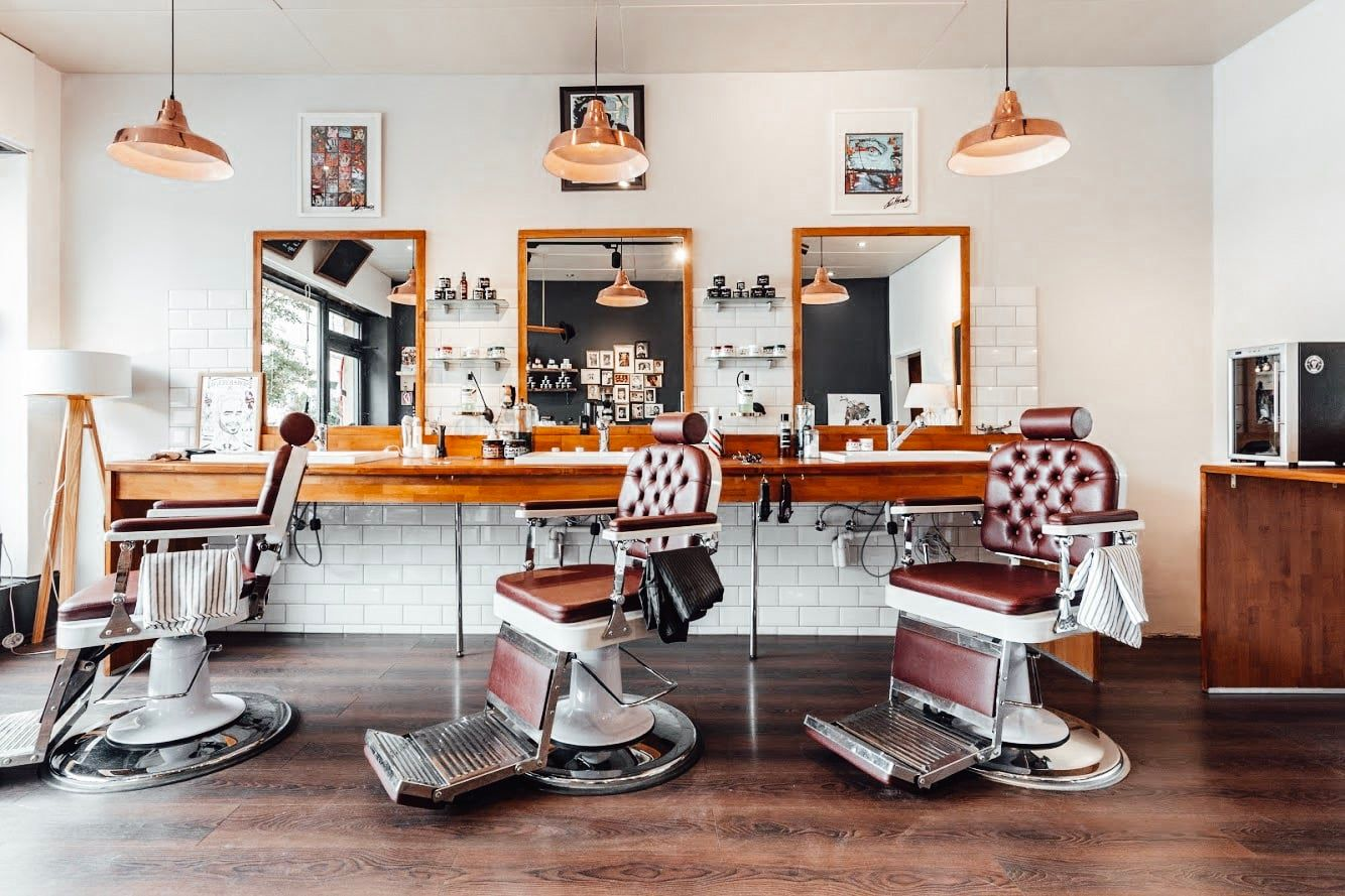 Barbershop in Wien