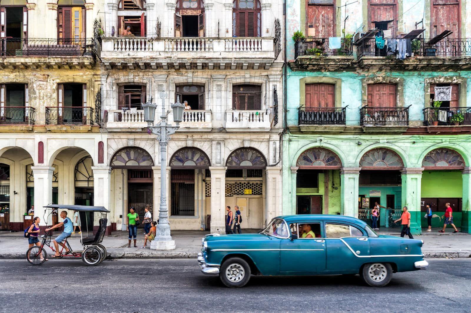 Kuba - Orte, schon immer besuchen möchte