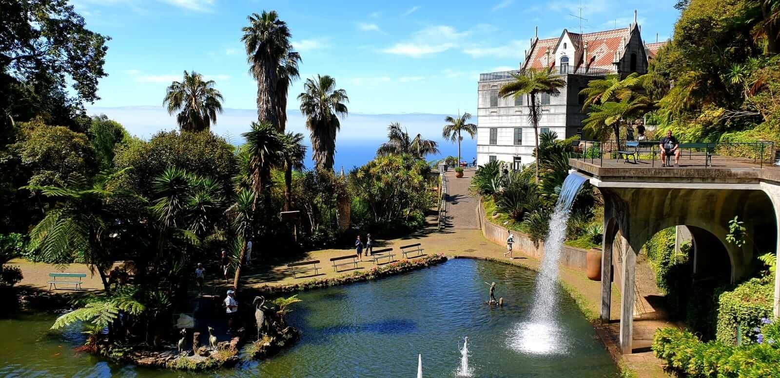 Monte Palace Tropical Garden (c) Sergio-Luis Recalde