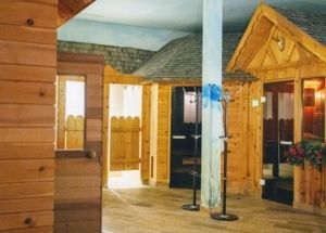 Saunalandschaft Hotel Zum Gourmet