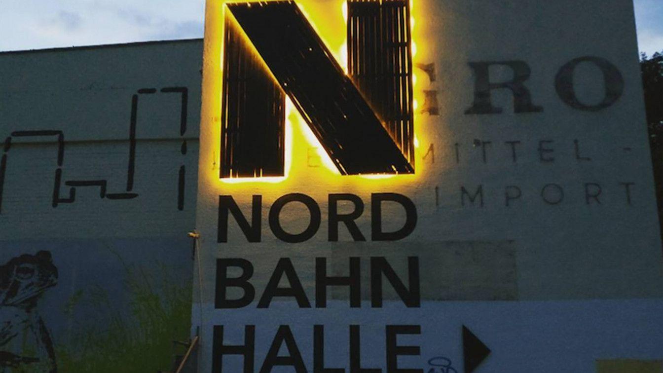 Nordbahnhalle