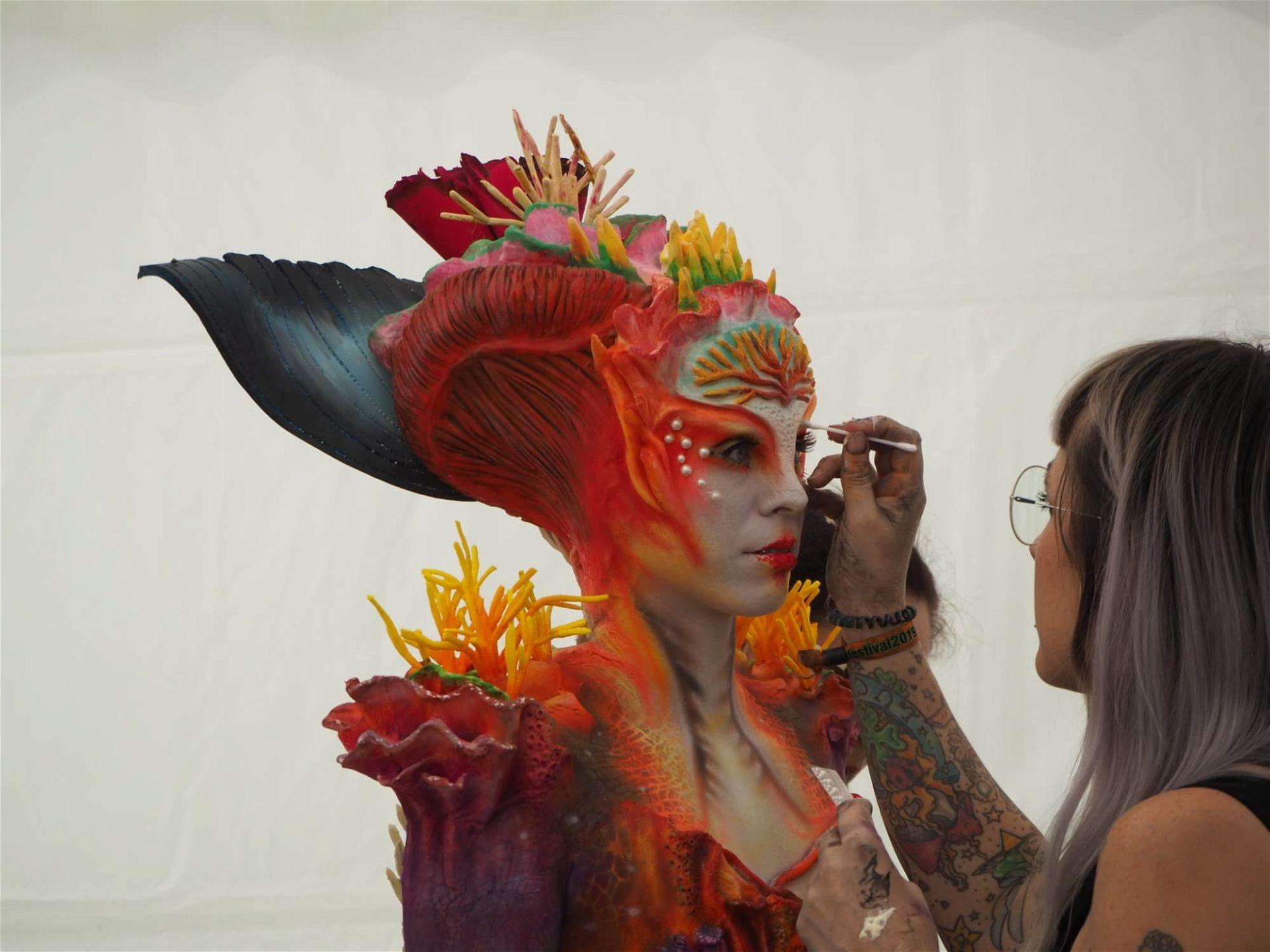 World Bodypainting Festival Klagenfurt 2019