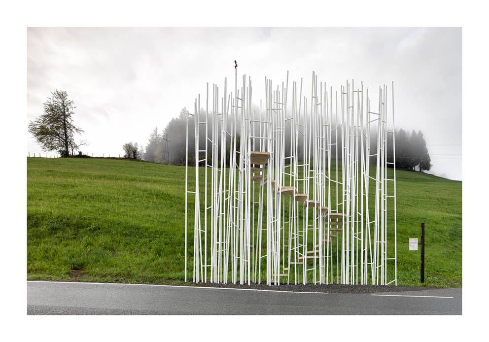 BUS:STOP Projekt in Vorarlberg