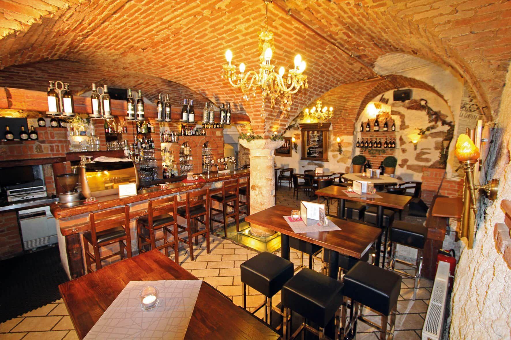 Vinarium Bar Gastraum
