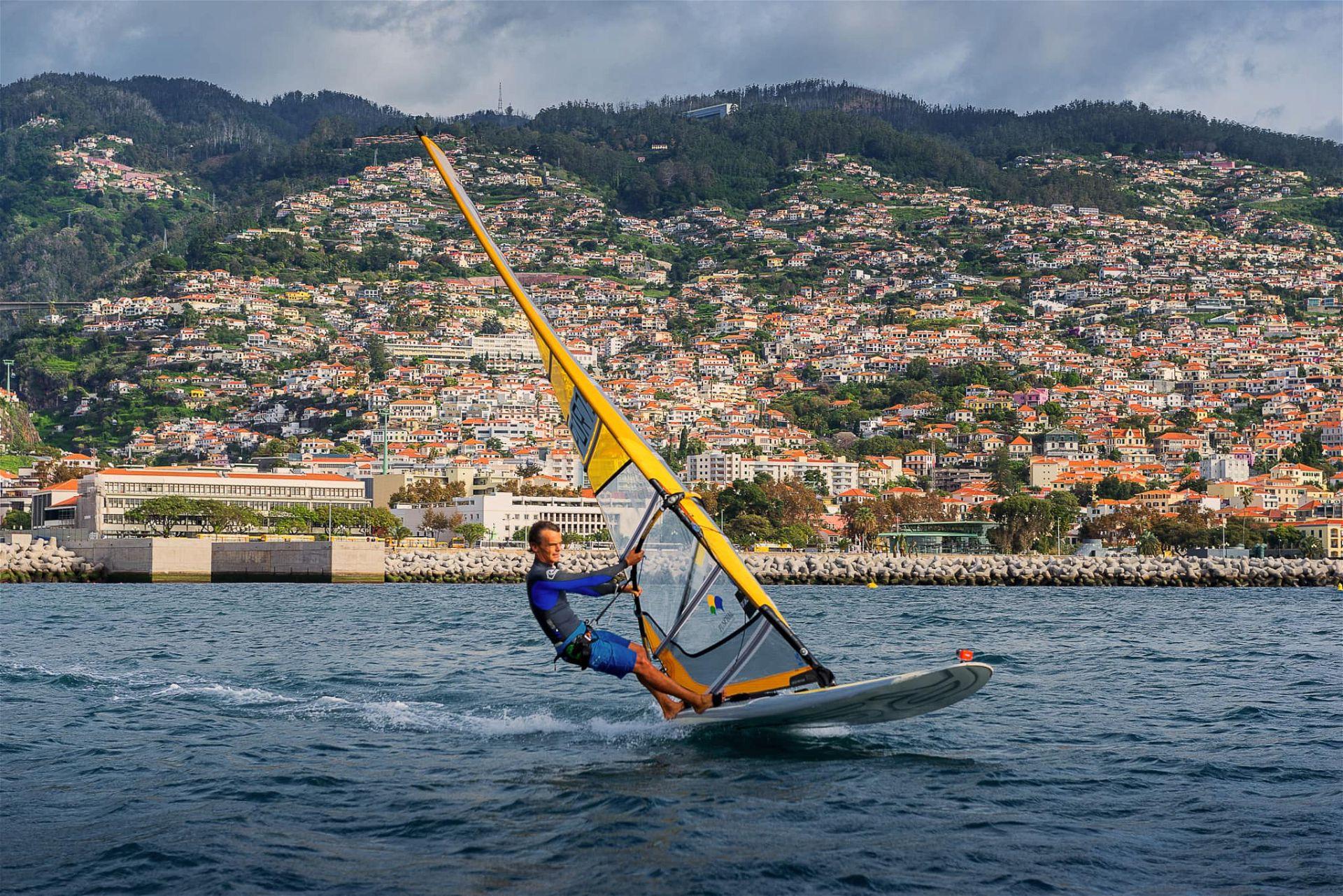 Windsurfen Madeira