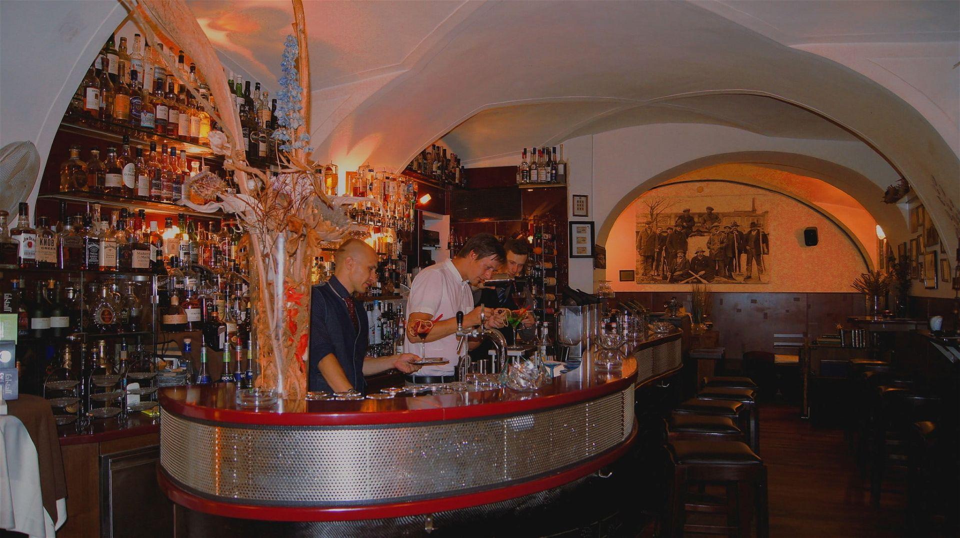 Yesterday Bar