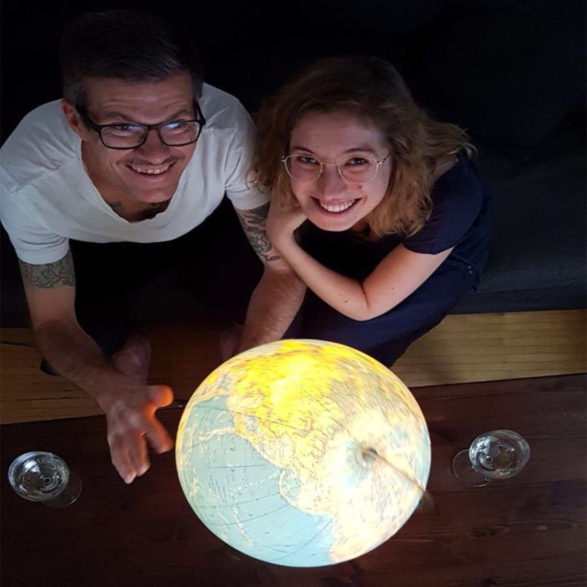 Globus Willhaben