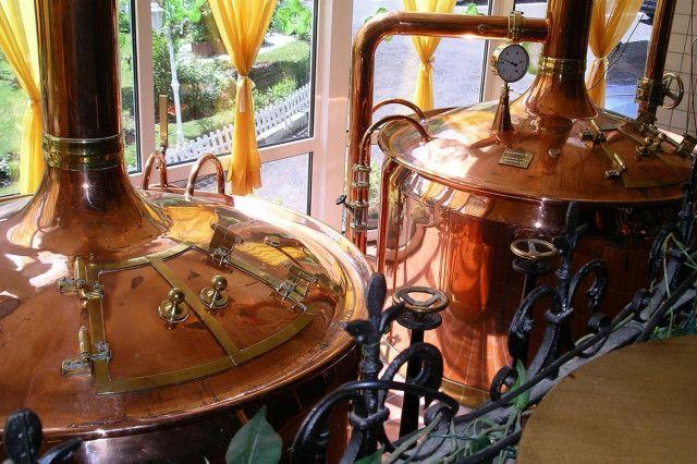 Führungen Brauerei Brennerei Österreich