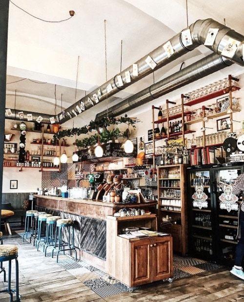 Café Mendez Karlsplatz