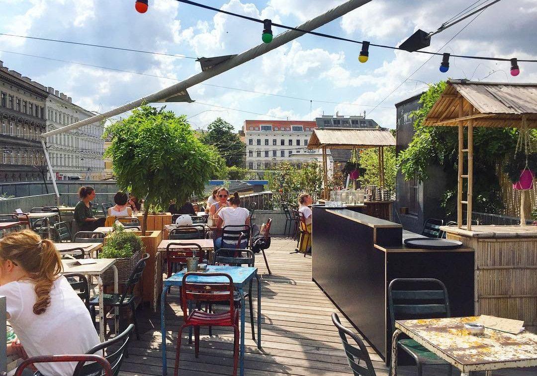 Cafes im 16. Bezirk