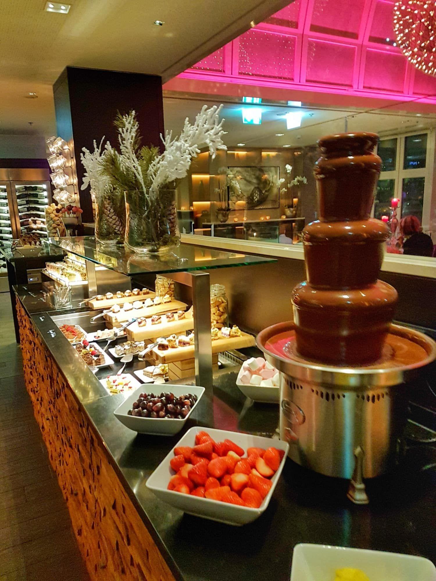 candlelight dinner im vienna marriott hotel