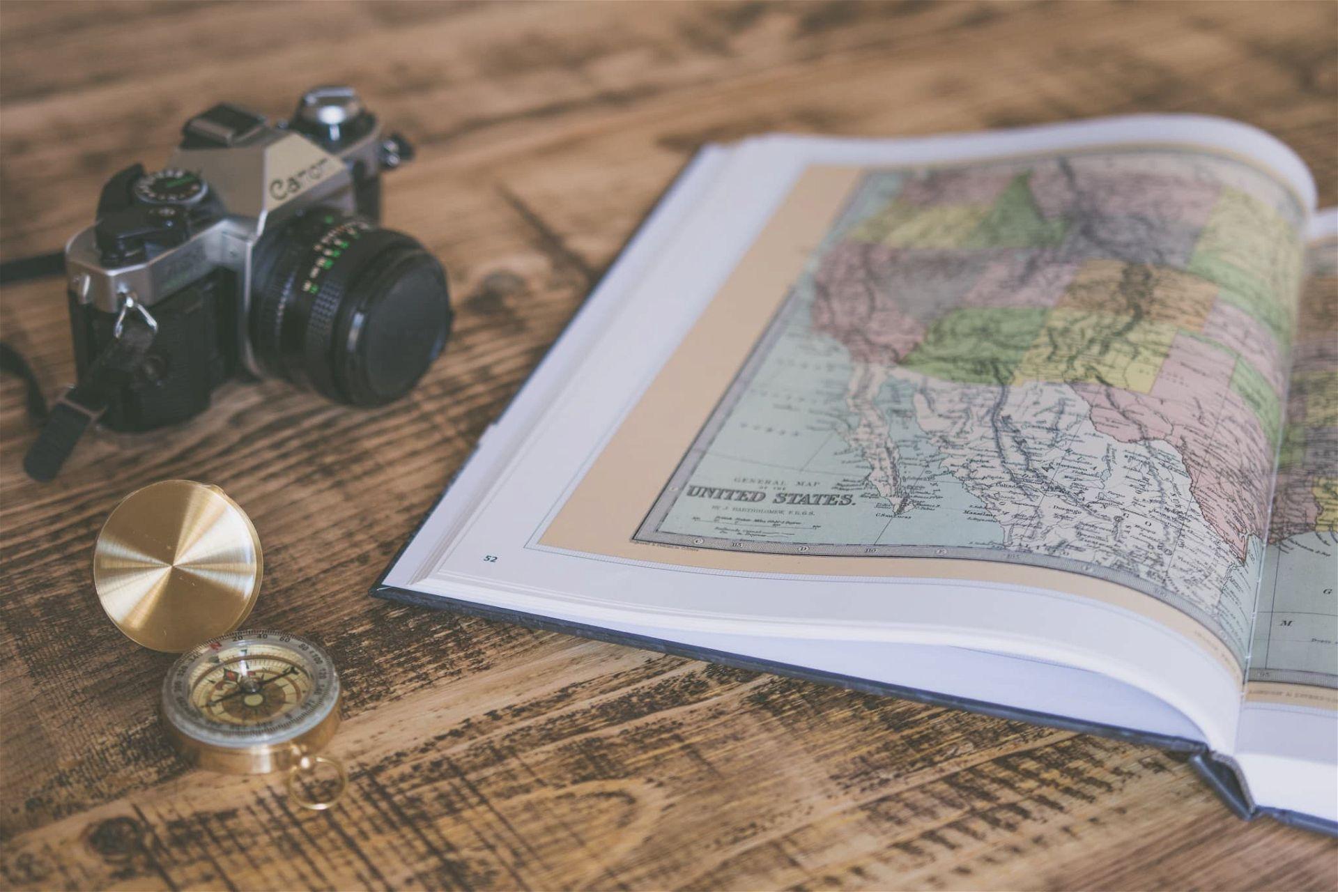 Reiseplanung-günstig in den Urlaub-unsplash