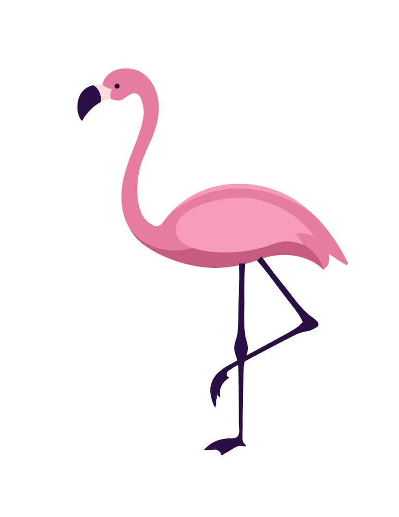 Emojis Flamingo