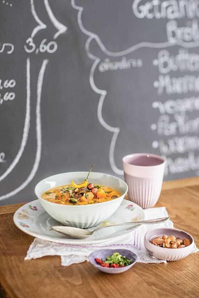 frida bio Suppe, christian kerber
