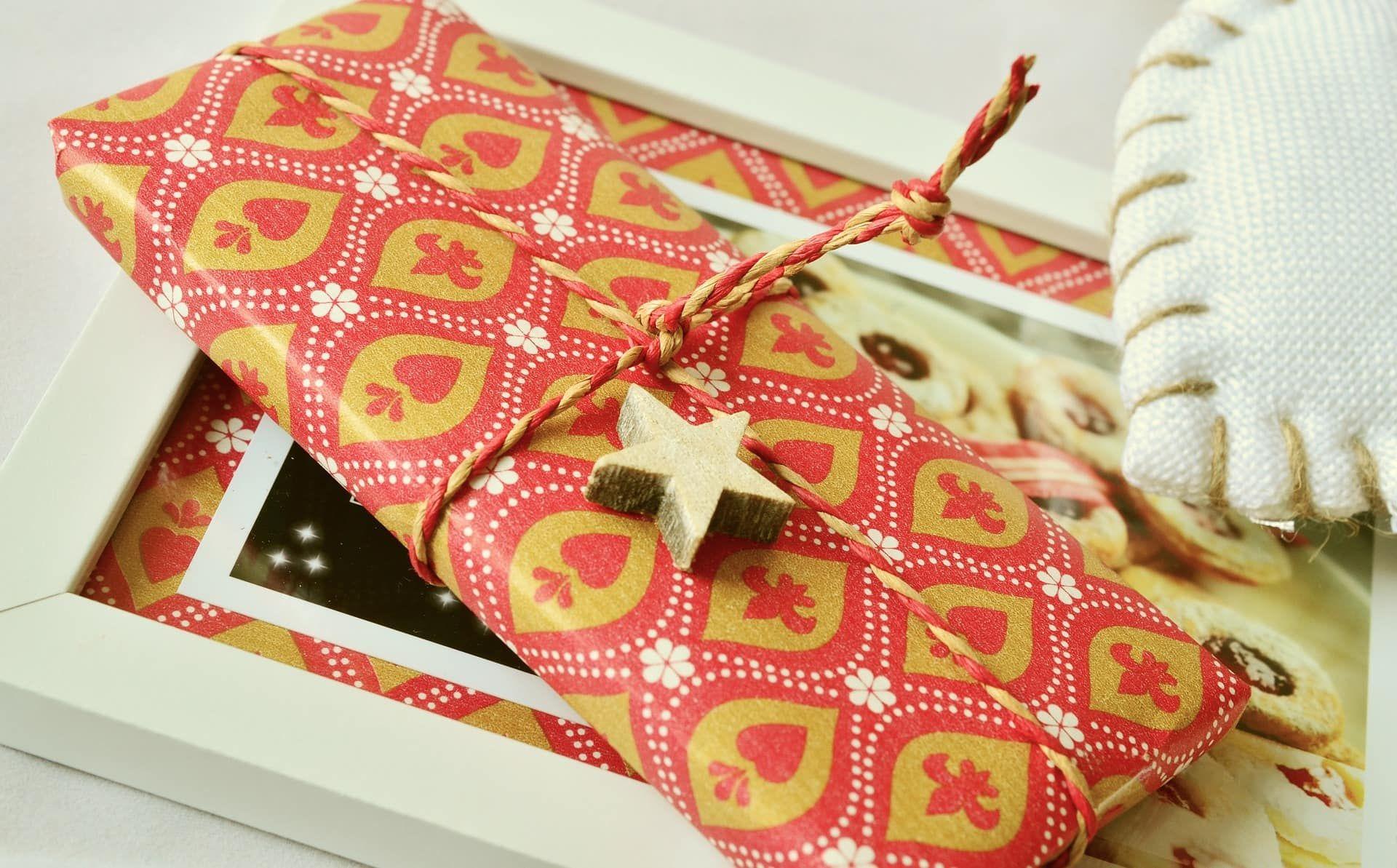 Nachhaltige Verpackungen Weihnachten