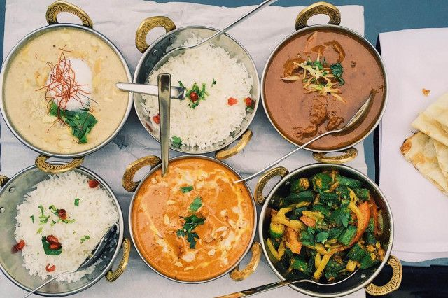 indische Lokale in Wien