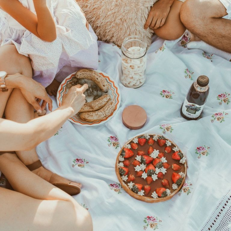 Die schönsten Orte zum Picknicken im Herbst