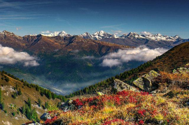 Herbst Österreich