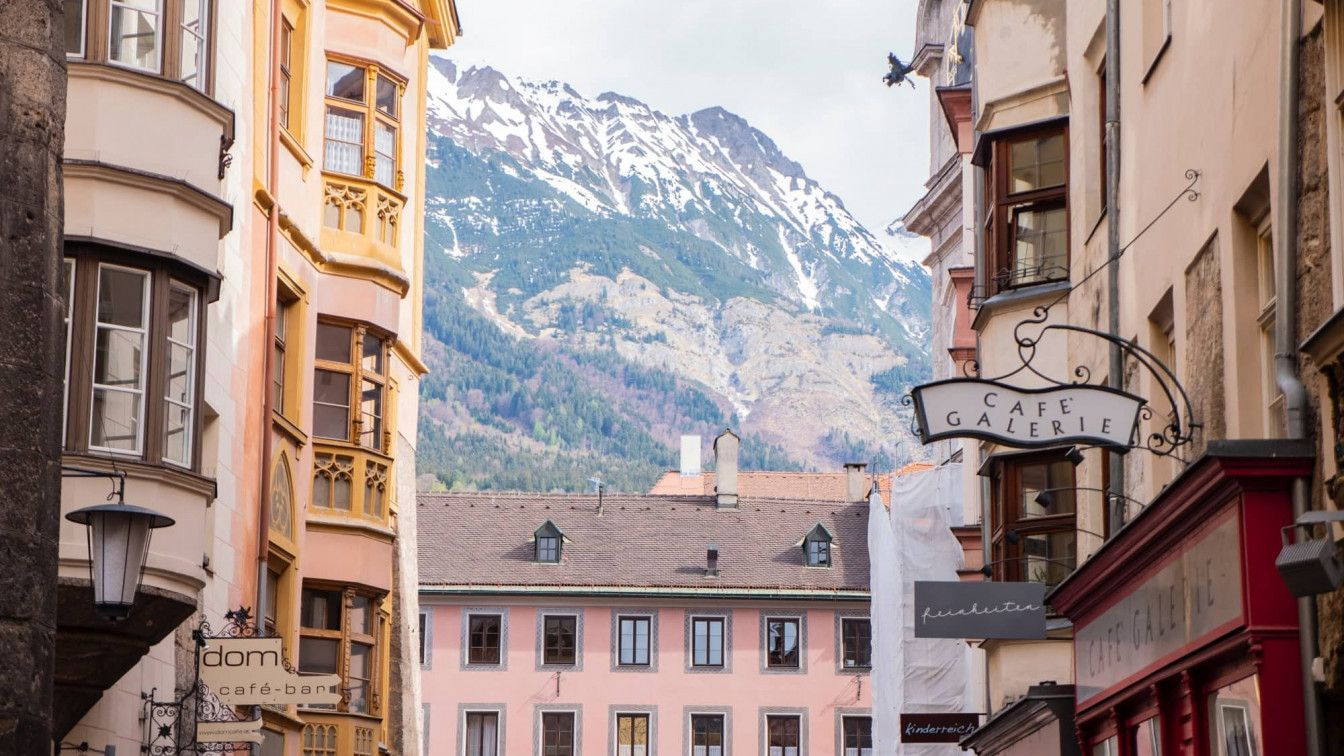 Header Cafés Innsbruck