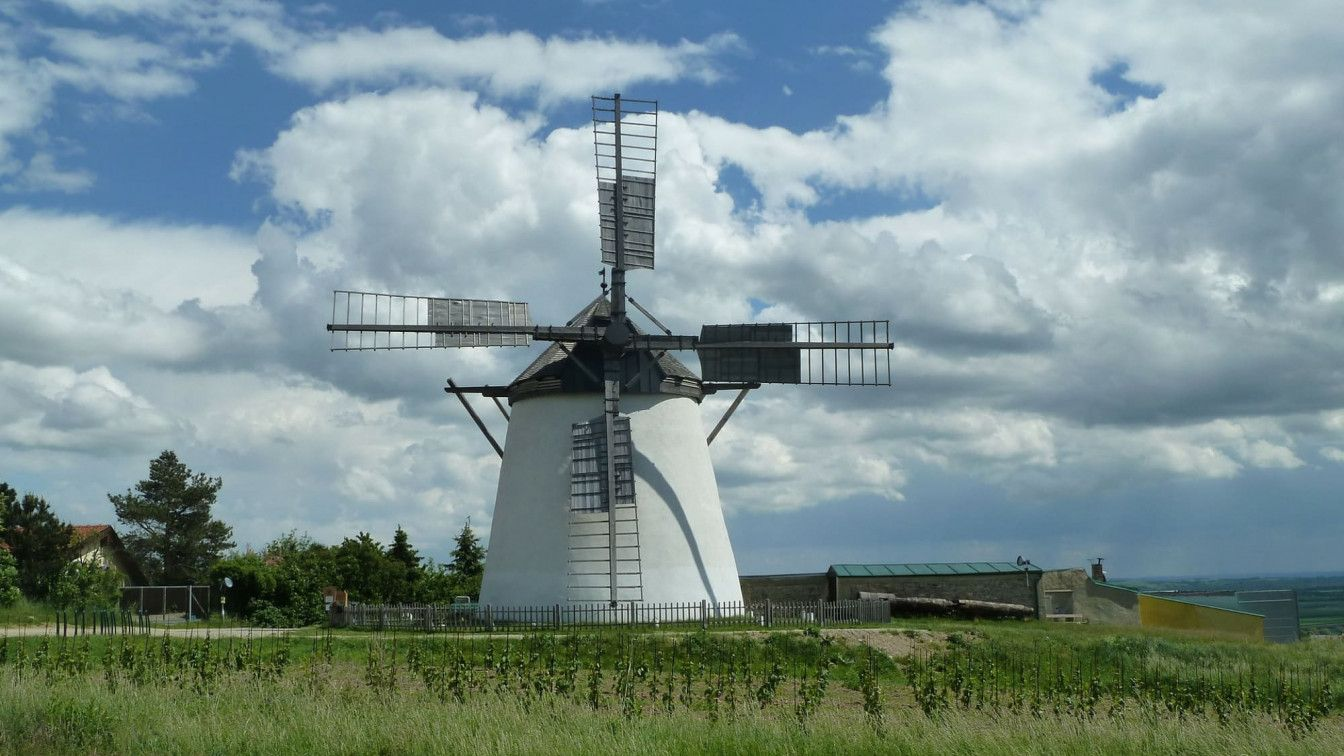 Retz: Windmühle