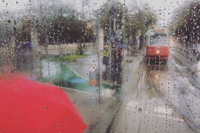 Schlechtwetter Wien
