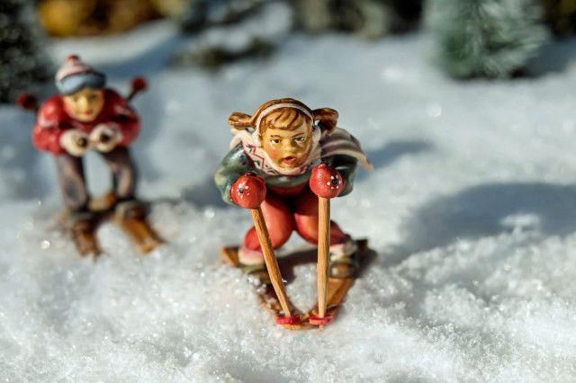 Skifahren Beitragsbild