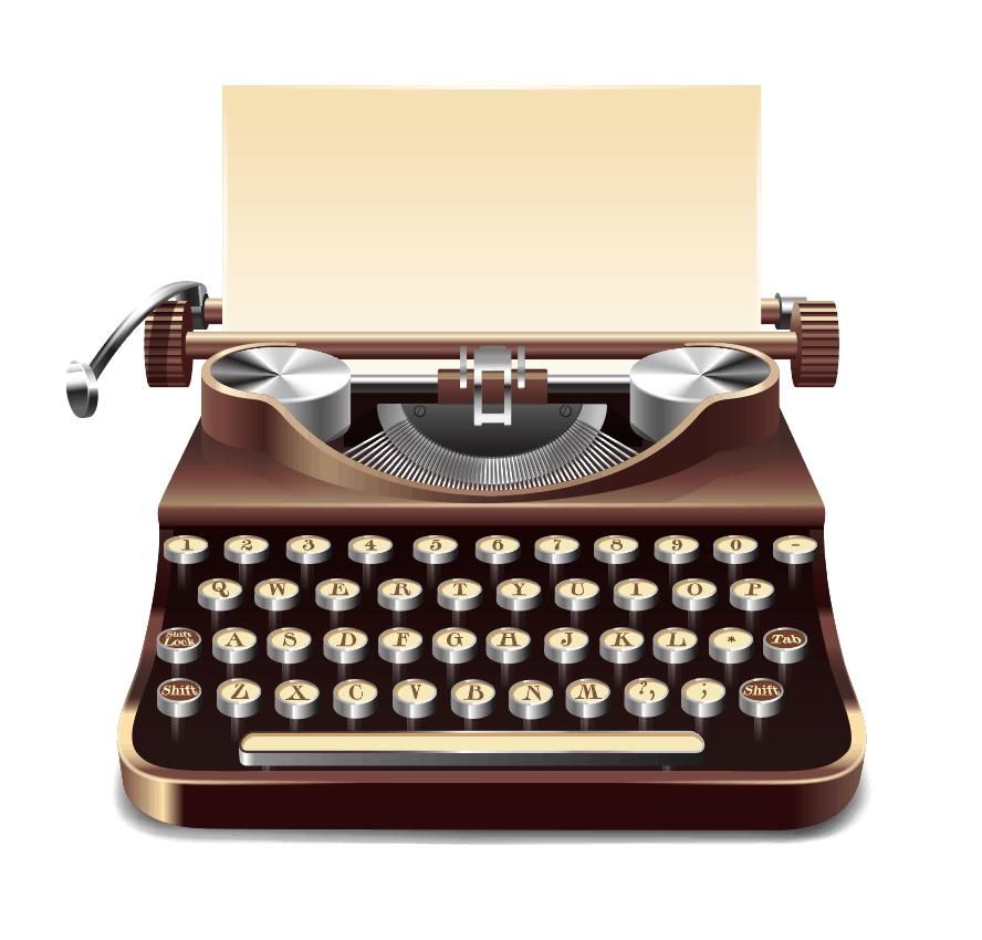 Emoji Schreibmaschine