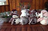 weihnachtsdeko zum selbstmachen