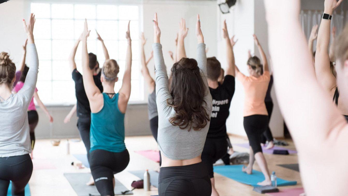 yoga in wien